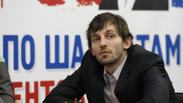 Александр Грищук. Архивное фото
