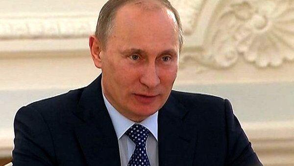 Путин отметил рост интереса австрийских бизнесменов к работе в России