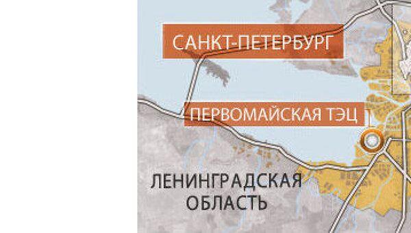 Ряд районов Петербурга остались без света из-за сбоя на ТЭЦ