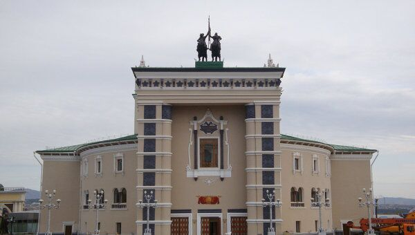 Театр оперы и балета открылся в Улан-Удэ после шестилетней реконструкции
