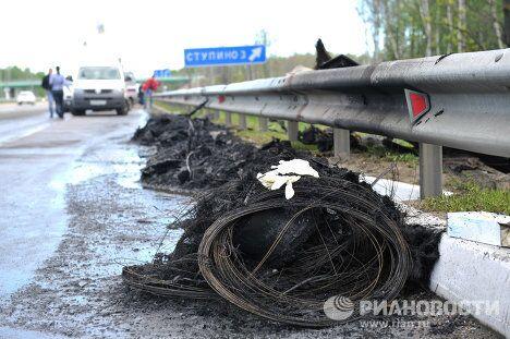 Число погибших в ДТП в Подмосковье выросло до 11 человек