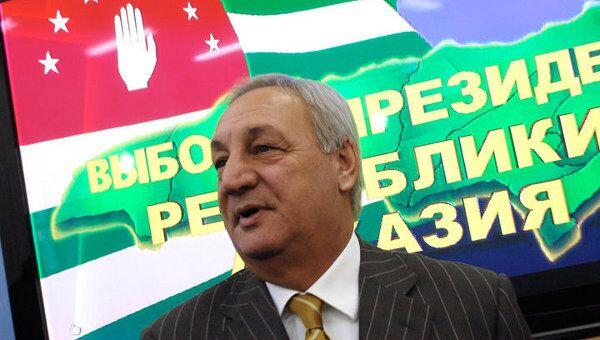 В Москве 30 мая простятся с президентом Абхазии Сергеем Багапшем