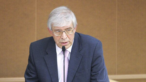 Председатель Центрального банка РФ Сергей Игнатьев. Архив