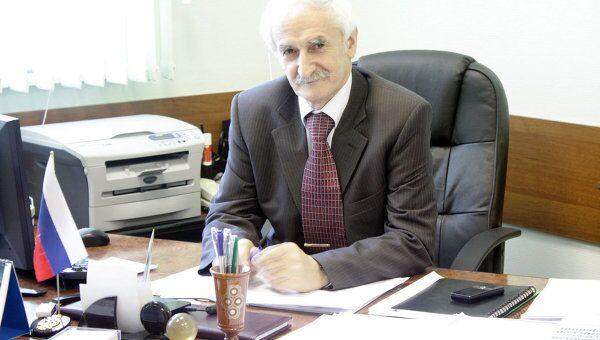 Амирхан Амирханов. Архивное фото