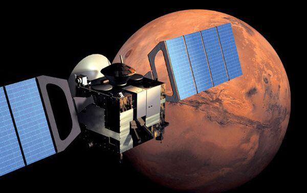Зонд Марс-Экспресс