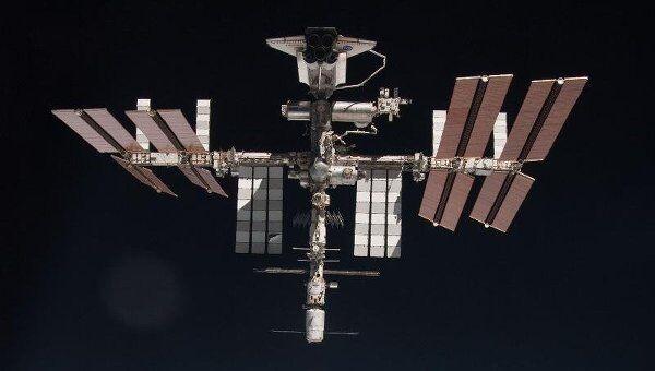 Международная космическая станция. Архив