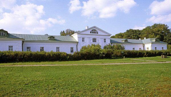 Дом писателя Льва Николаевича Толстого
