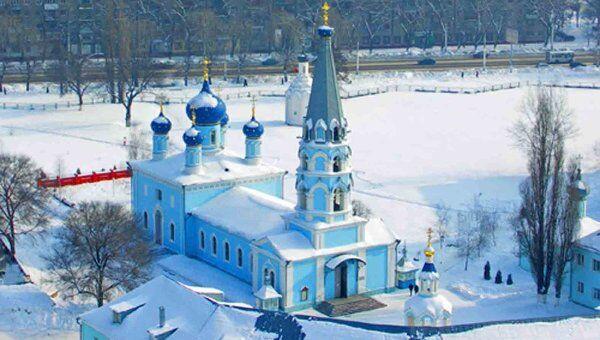 Воронеж с высоты птичьего полета