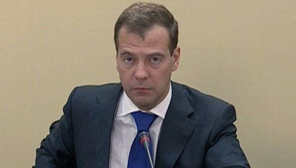 Медведев предложил сделать защиту природы модным и престижным занятием