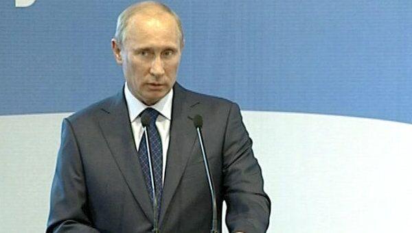 Путин считает, что самоуправление на селе часто существует лишь на бумаге