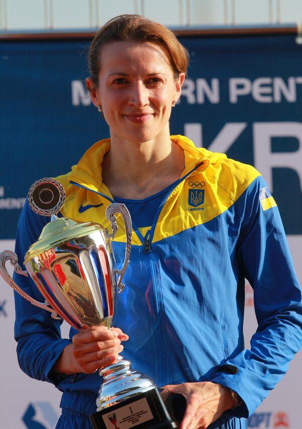 Виктория Терещук