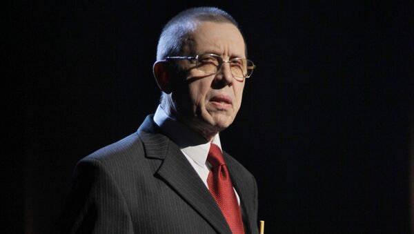 Вручение премии Владимира Высоцкого Своя колея