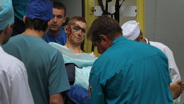 Пострадавшие в авиакатастрофе под Петрозаводском доставлены в столичные больницы