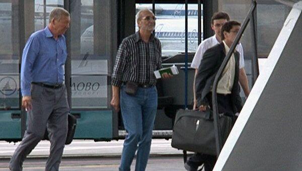 Родственники погибших в авиакатастрофе ТУ-134 вылетели в Карелию
