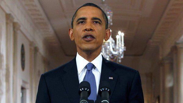 Обращение к нации президента США Барака Обамы 22 июня 2011 г.