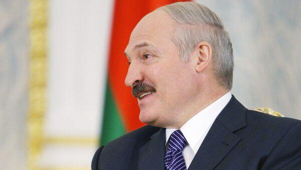 Александр Лукашенко. Архив