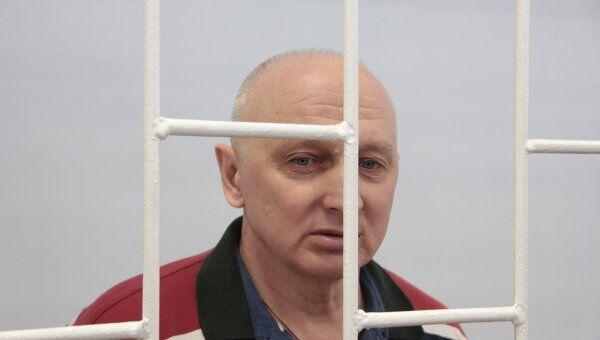 Рассмотрение дела Владимира Татаренкова в Красноярске