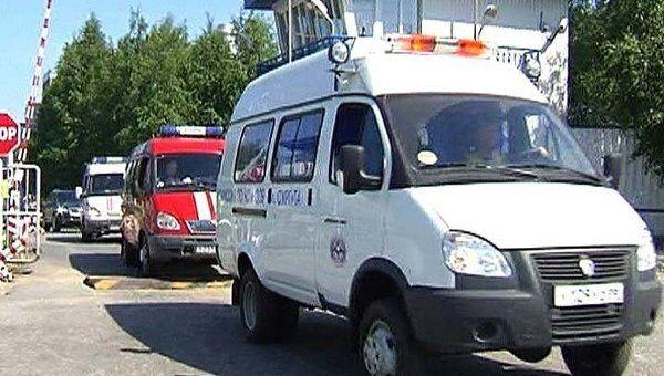 44 спасателя и 13 единиц техники выехали на место ЧП на ГРЭС в Сургуте