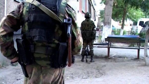 Двое боевиков уничтожены в Дагестане. Видео спецоперации