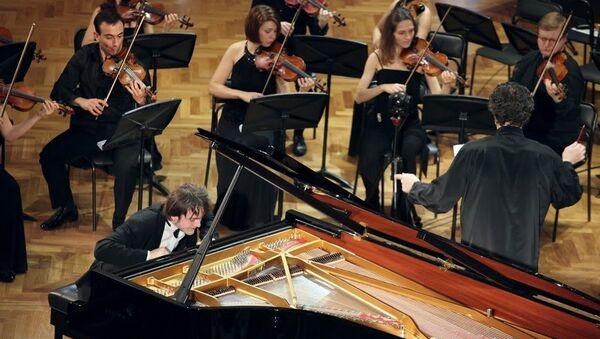 Даниил Трифонов стал лучшим пианистом на конкурсе Чайковского. Архивное фото