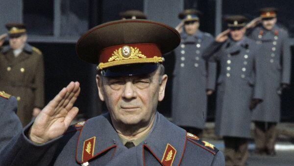 Сергей Леонидович Соколов. Архив