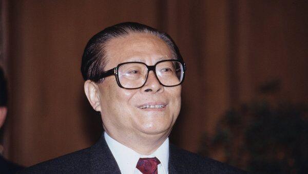 Цзянь Цзэминь. Архивное фото