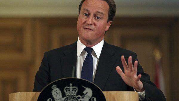 Премьер-министр Великобритании Дэвид Кэмерон сообщил о расследованиях скандала с News of the World