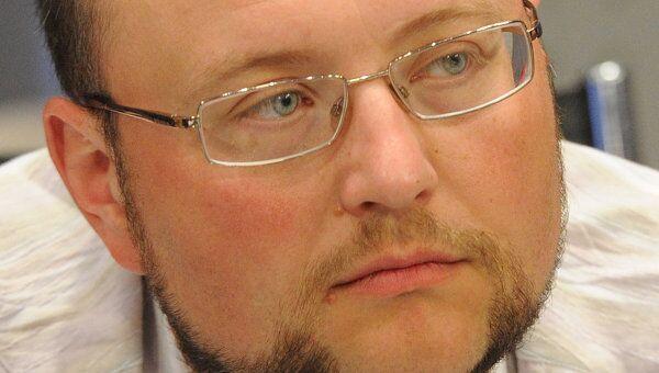 Адвокат Андрей Столбунов. Архивное офто