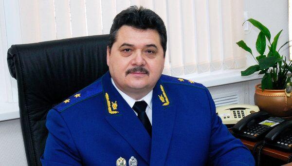 Главный прокурор Москвы Сергей Куденеев. Архив