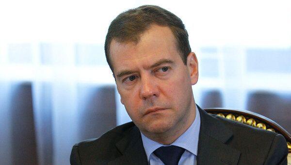 Дмитрий Медведев. Архив