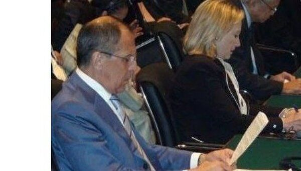 Главы внешнеполитических ведомств РФ и США на мероприятиях Восточно-Азиатского саммита (ВАС) в Индонезии