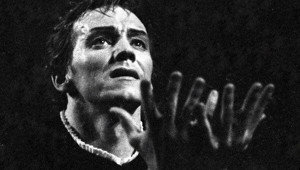 Марис Лиепа в роли принца из балета Петра Ильича Чайковского Лебединое озеро
