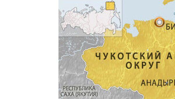 Упавший на Чукотке вертолет Ми-8 полностью сгорел