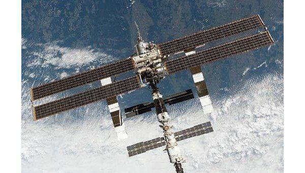 Астронавты завершили работы по обслуживанию МКС