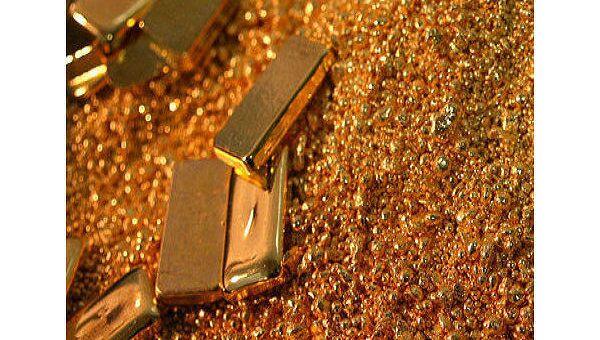 Россия в 2011 году увеличила добычу золота на 4,7% - до 212,12 тонны