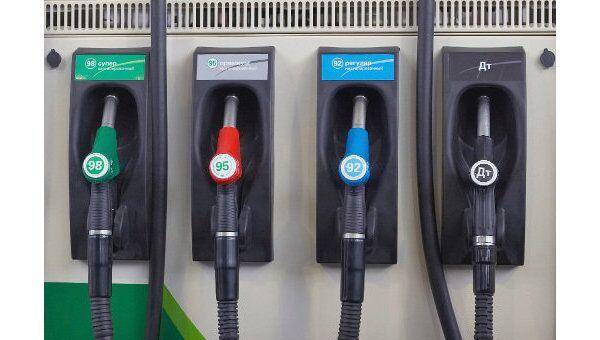 Бензин в Новосибирской области за 2011 год подорожал на 11%