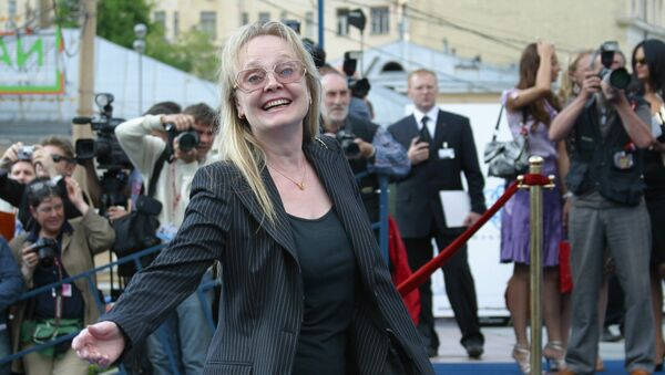 Актриса Наталья Белохвостикова. Архивное фото