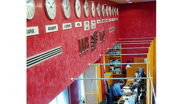 ММВБ открылась во вторник ростом индекса на 0,31%
