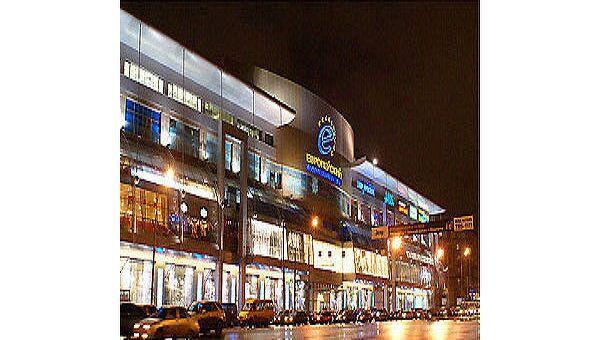Торговый центр Европейский в Москве. Архив