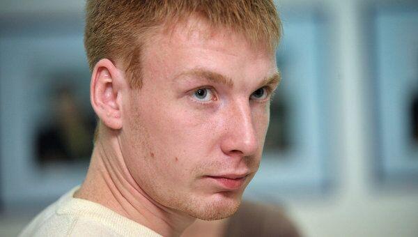 Егор Бычков, архивное фото