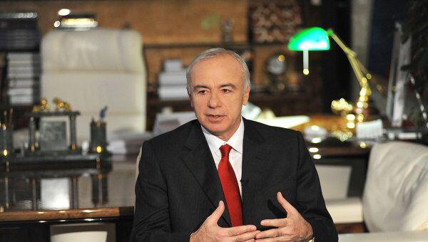 Президент Республики Адыгея Аслан Тхакушинов. Архив