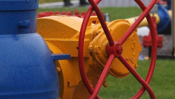 Цена на газ из РФ для Украины в III кв составляет $354 за тысячу кубов