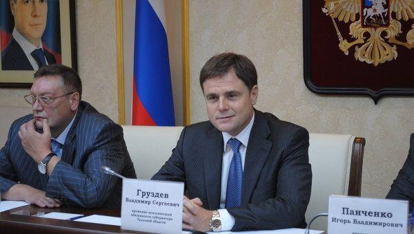 Владимир Груздев. Архив