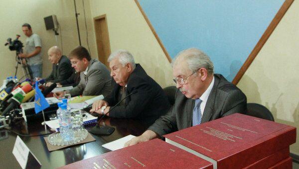 П/к по докладу Польши о катастрофе самолета Ту-154