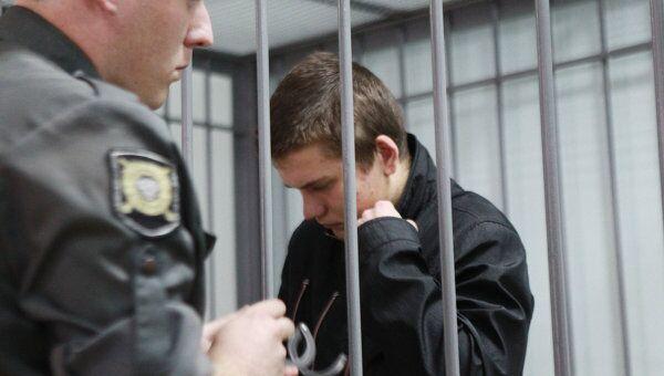 Арест подозреваемого в убийстве семьи в Туле Ивана Иванченко