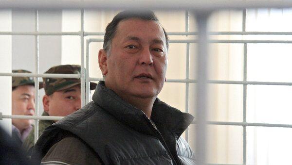 Судебный процесс по делу родного брата экс-президента страны Ахмата Бакиева