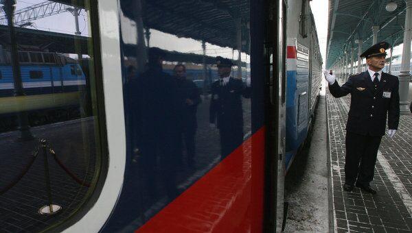 Два вагона поезда Благовещенск-Москва находятся в санитарном тупике