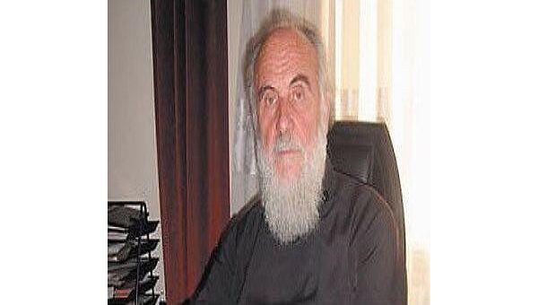 Глава Сербской православной церкви (СПЦ) патриарх Ириней