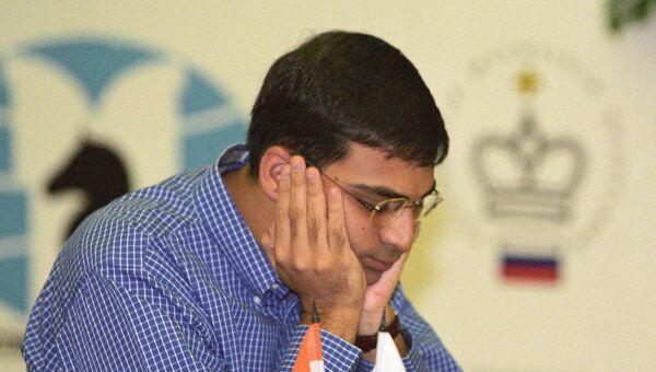 Гроссмейстер Вишванатан Ананд