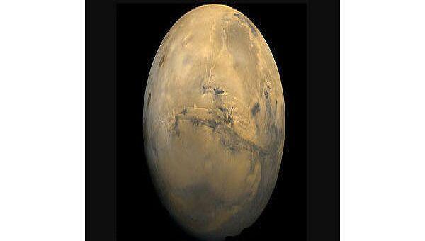 Марс. Архив